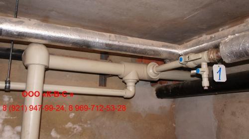 полипропиленовые трубы для систем отоплени