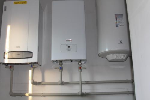 Газовый котел, бойлер - система отопления